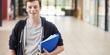 NZSTA Role of the Student Representative - Carterton tickets