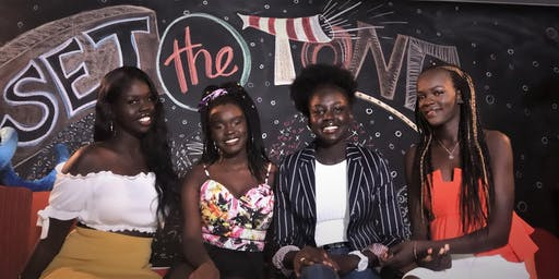 Set the Tone launch - a fresh new South Sudanese talk show!