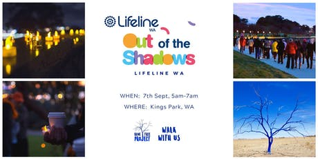 Walk with us: Out of the Shadows tickets