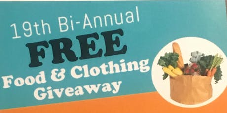 New Providence 19th Bi-Annual Free Food, Clothing and Dental Screening tickets