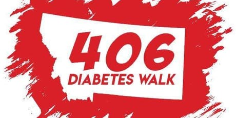 406 Diabetes Walk tickets