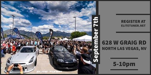 Elite Tuner Car Show  Vegas