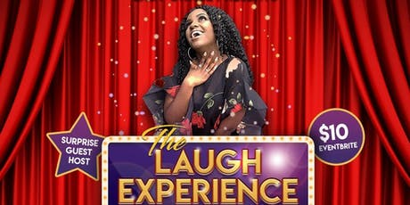 The Laugh Experience tickets