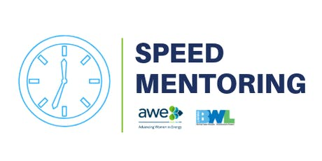 AWE Members-only Speed Mentoring Sponsored by BWL tickets