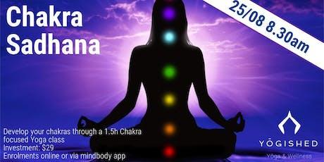 Chakra Yoga Practice tickets