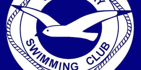 Sandy Bay Swimming Club Presentation Dinner tickets