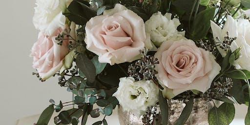 Floral Centerpiece Class