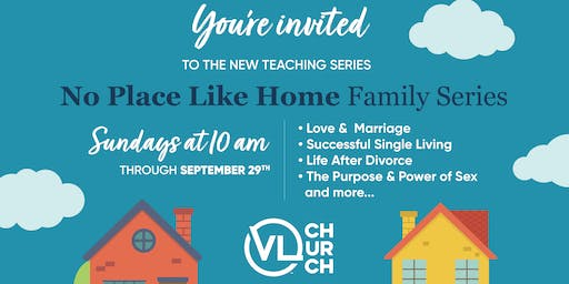 No Place Like Home Family Series
