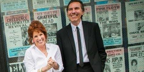 Pamela Rose & Wayne De La Cruz - Hammond Organ Party!