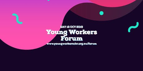 Young Workers Forum tickets