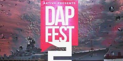 DAPFEST INDUSTRY COMPLIMENTARY ENTRY- FOLLOW INSTRUCTIONS