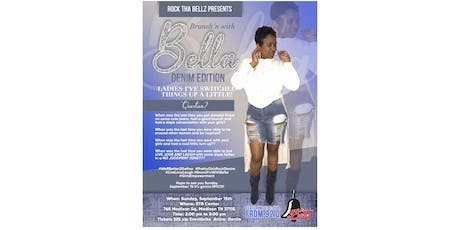 Brunch'n With Bella!!! tickets