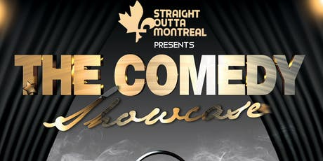 Montreal Show ( Comedy Showcase ) Stand Up comedy tickets