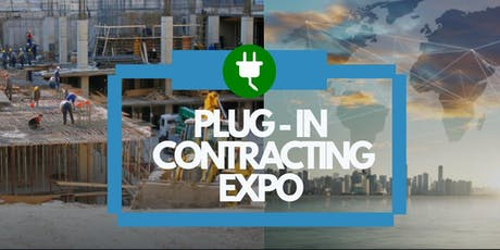 """Plug-In"" Contracting Expo tickets"
