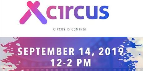 Circus HR platform demo tickets