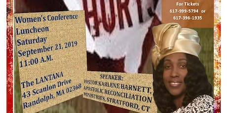 11th Annual Women's Conference and Luncheon tickets