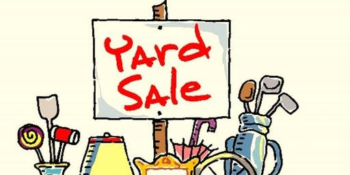 Colonial Village Neighborhood Yard Sale