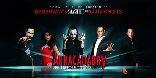 Abracadabra LIVE!