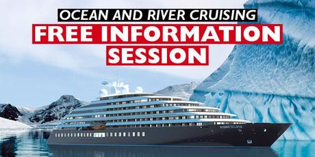 Scenic Ocean and River Cruising Information Session hosted by Flight Centre tickets