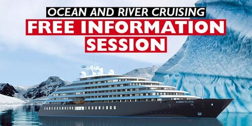 Scenic Ocean and River Cruising Information Session hosted by Flight Centre
