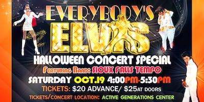 Elvis Rocks Halloween Live Concert