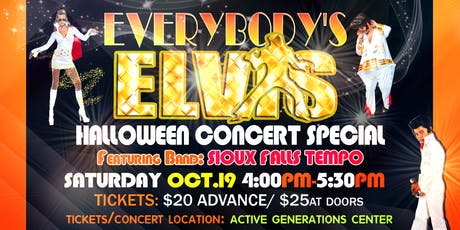 Elvis Rocks Halloween Live Concert tickets