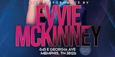 Evvie McKinney Live