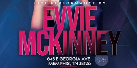 Evvie McKinney Live tickets