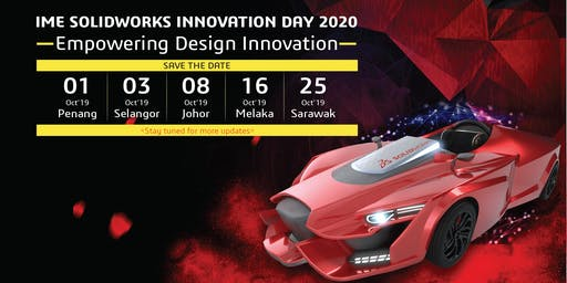 IME SOLIDWORKS Innovation Day 2020 - Johor