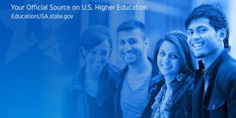 EducationUSA - Darwin region - Free Session on studying in the USA - College Sport and Academic Pathways tickets