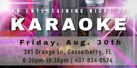 Karaoke - Be a Star on Stage! tickets