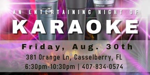 Karaoke - Be a Star on Stage!