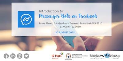 Introduction to Messenger Bots on Facebook | Mandurah