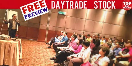 Discover why DAYTRADE STOCK rather then BUY HOLD PRAY-Just 30 minutes a DAY tickets