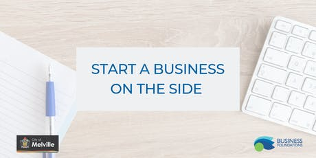 Start a Business On the Side tickets
