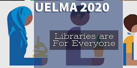 Utah Educational Library Media Association annual conference 2020 tickets