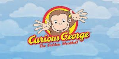 Roots Homeschool - Curious George: The Golden Meatball (Storybook Theatre)