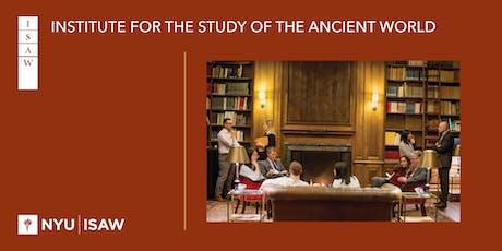 New York Aegean Bronze Age Colloquium: Mari and the Minoans tickets