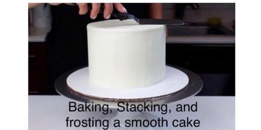 Cake Basics Workshop