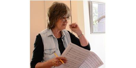 Lorraine Milne UNESCO/UNITWIN/studioFive Artist in Residence  tickets
