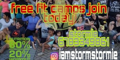 Free fitcamp