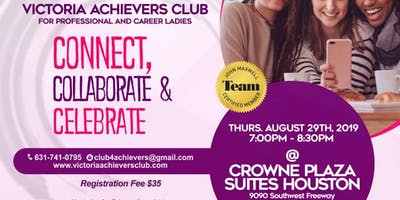 Victoria Achievers Club - Professional and Career Ladies