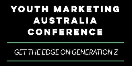 Youth Marketing Australia Conference Sydney 2019 tickets