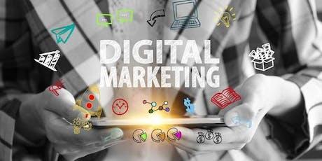 Inscripciones  abiertas Marketing digital para emprendedores entradas