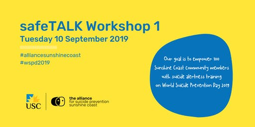 safeTALK Workshop 1