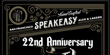 Speakeasy 22nd Anniversary Fest tickets