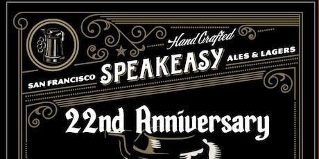Speakeasy 22nd Anniversary Fest tickets