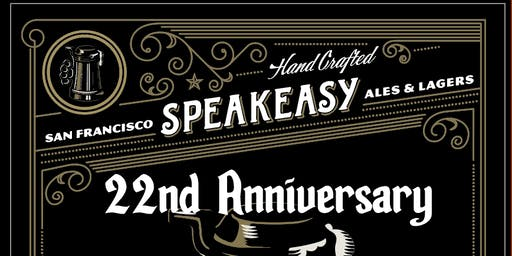 Speakeasy 22nd Anniversary Fest
