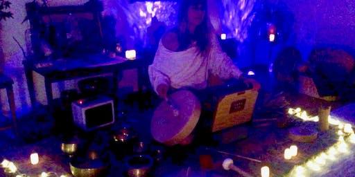 SOUND HEALING MEDITATION with CYPRESS DUBIN