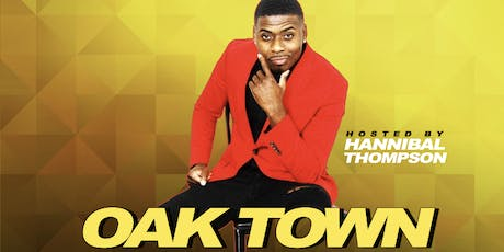 Oaktown comedy competition  tickets
